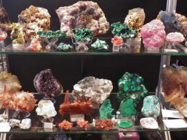 21ème Bourse exposition de minéraux et fossiles Langueux