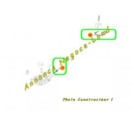 Adaptateur de cartouche de gaz et support pour gâchette de Spit Paslode IM350 / 90CT  Toulouse