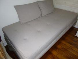 Canapé-lit Simmons--Sommier à lattes Lille