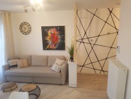 Grand studio NEUF décoré par un architecte Serris