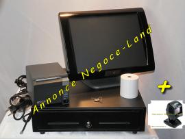Pack caisse enregistreuse tactile (Logiciel conforme 2021 inclus)  Toulouse
