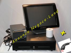 Pack caisse enregistreuse tactile TPV (Logiciel avec conformité 2021 inclus)  Toulouse