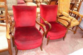 Paire de fauteuils Sartrouville