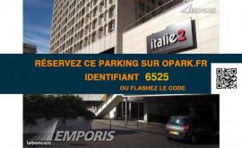 Parking à louer Avenue d'Italie Paris Paris 13ème
