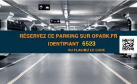 Parking à louer Quai de Jemmapes Paris Paris 10ème