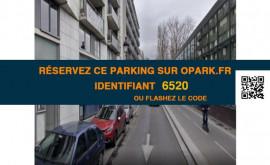 Parking à louer Quai de la Seine Paris Paris 19ème