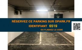 Parking à louer Rue de la Paix Paris Paris 2ème