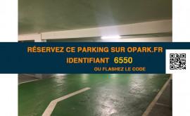 Parking à louer Rue du Hameau Paris Paris 15ème
