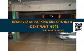 Parking à louer Square Henri Regnault Courbevoie Courbevoie